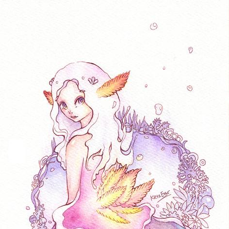 Nudibranch Princess