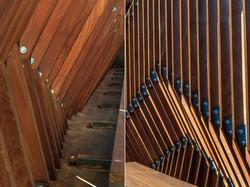 Wood blades