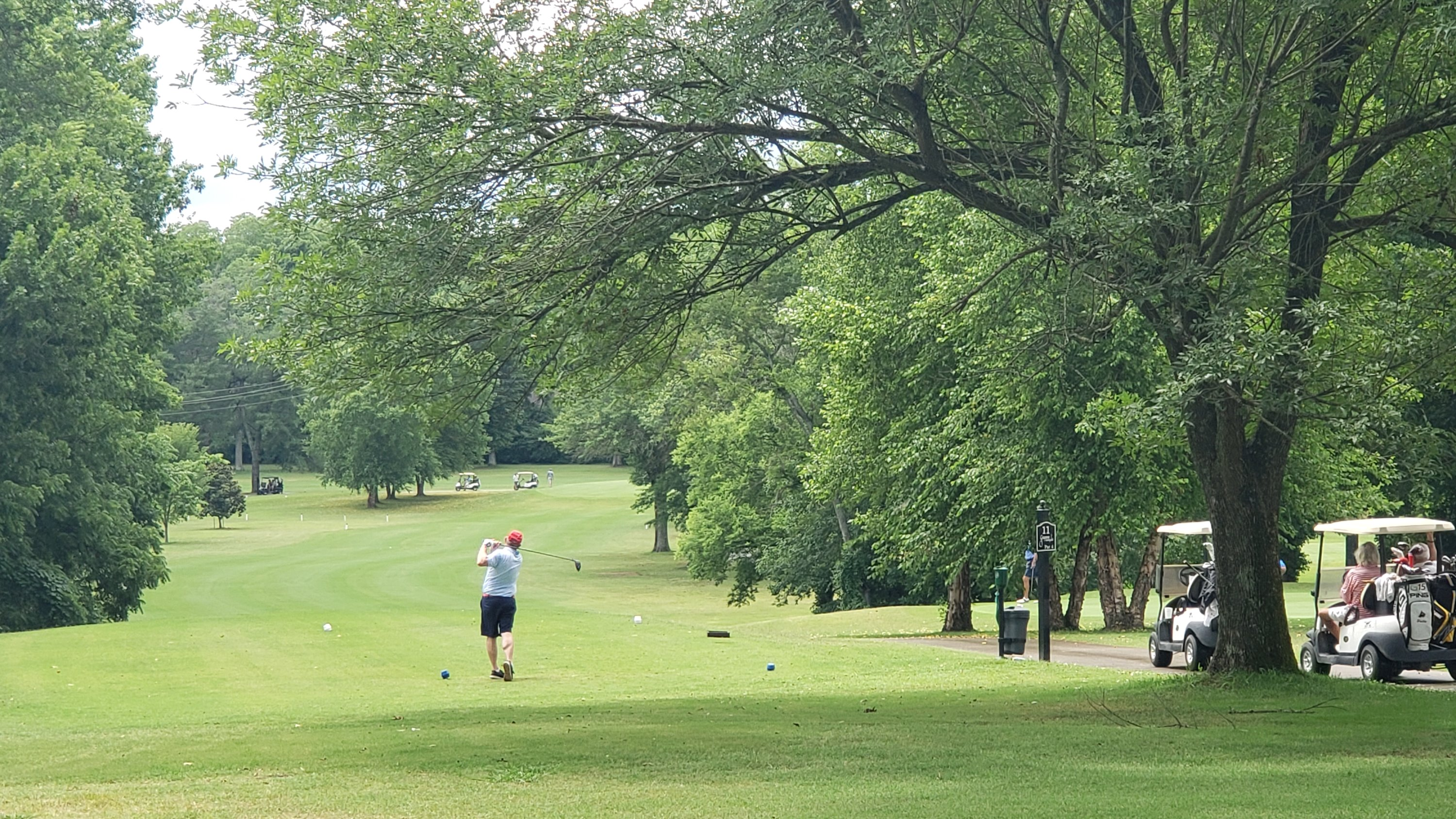 Graymere CC golf course