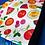 Thumbnail: Food themed bandanas