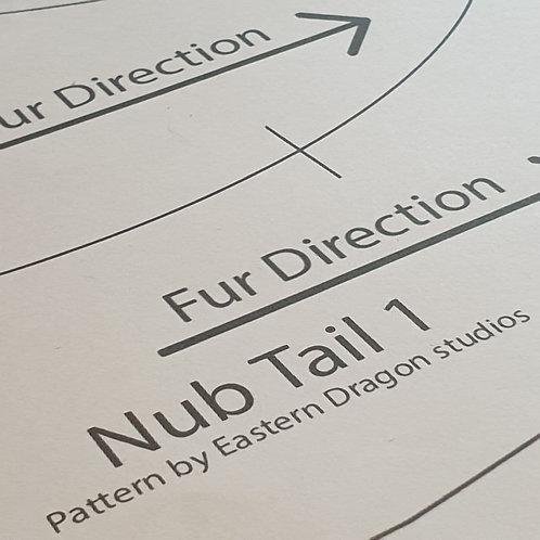 Nub 1 tail pattern