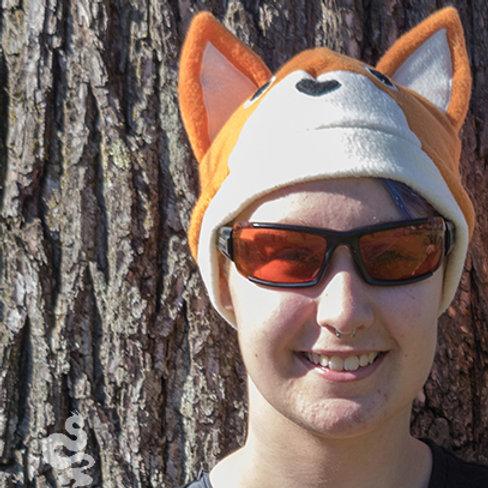 Animal Beanie - Fox