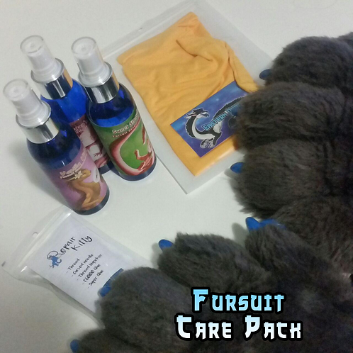 Fursuit care pack