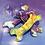Thumbnail: Plush Bone with Squeaker