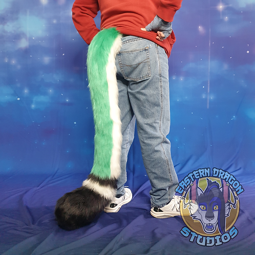 Large Cat Tail