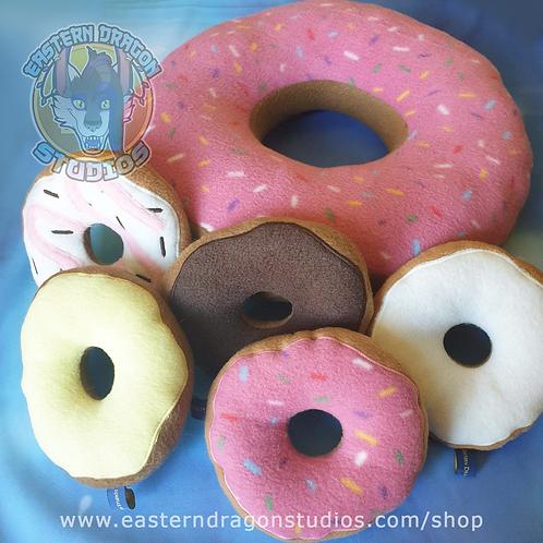 Plush Donut