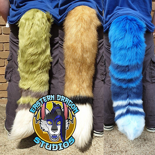 Large Canine Tails