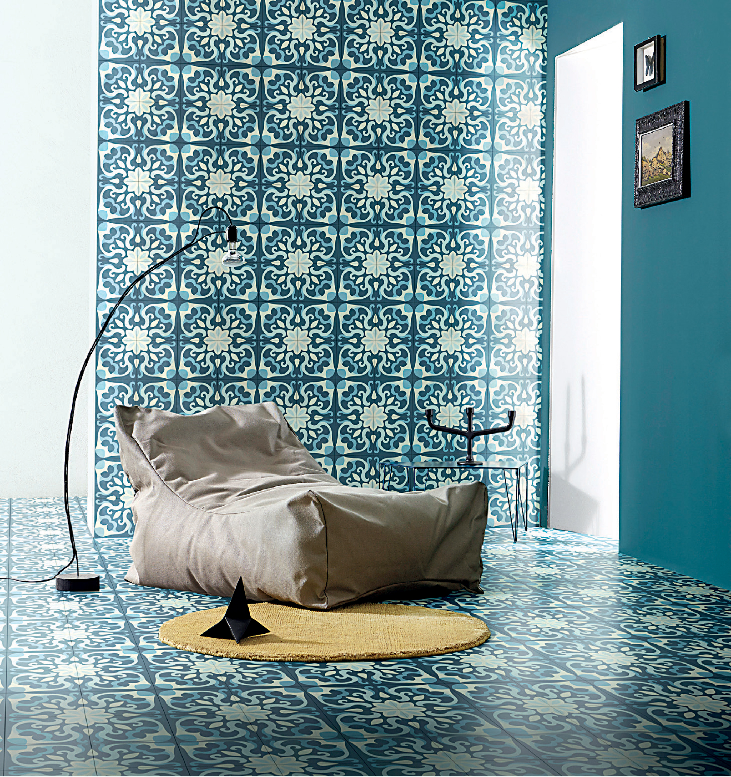 Bisazza Cement Tiles