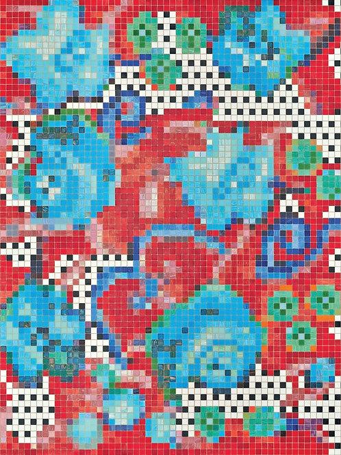 Alfresco Computer Pattern 20x20mm