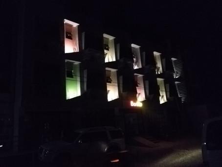 Hotel Atienza night shoot
