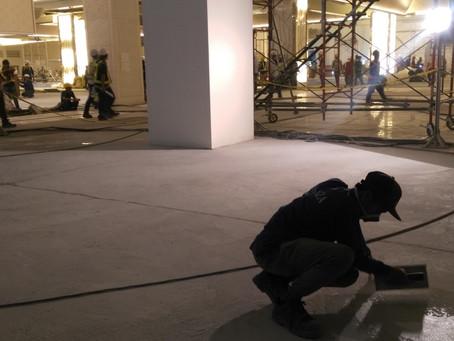 Installation Photos at Resorts World Manila