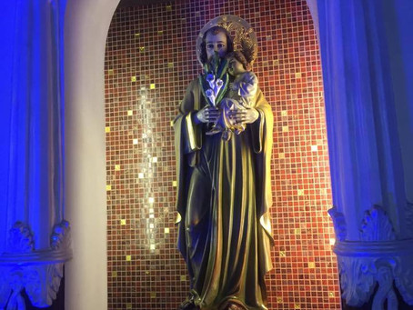 Our Lady of Peñafrancia is one of East Asia's greatest sites of Christian pilgrimage
