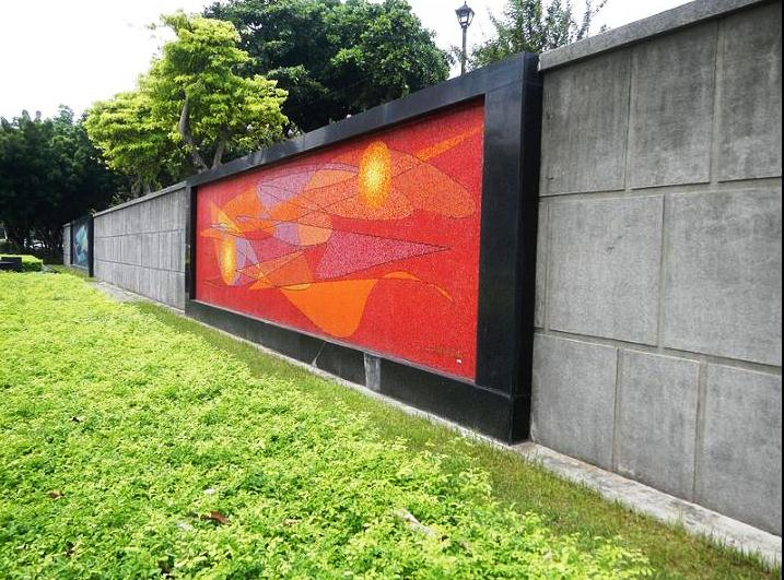Rizal Park Mural 2