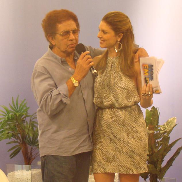 HOJE EM DIA com Reginaldo Rossi