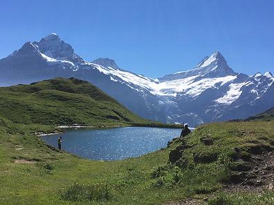 Bergsee Schinige Platte-Grindelwald Firs