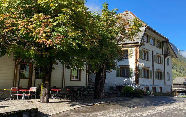 Hotel Alpenhof, Weisstannen