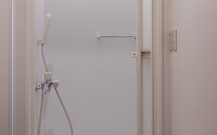 朝霞台駅前みなみ耳鼻咽喉科 シャワー室