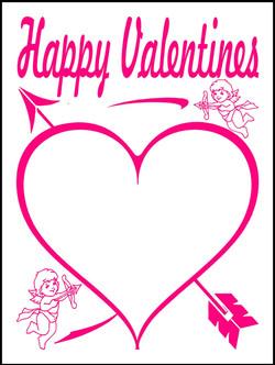 Happy Valentine 2018