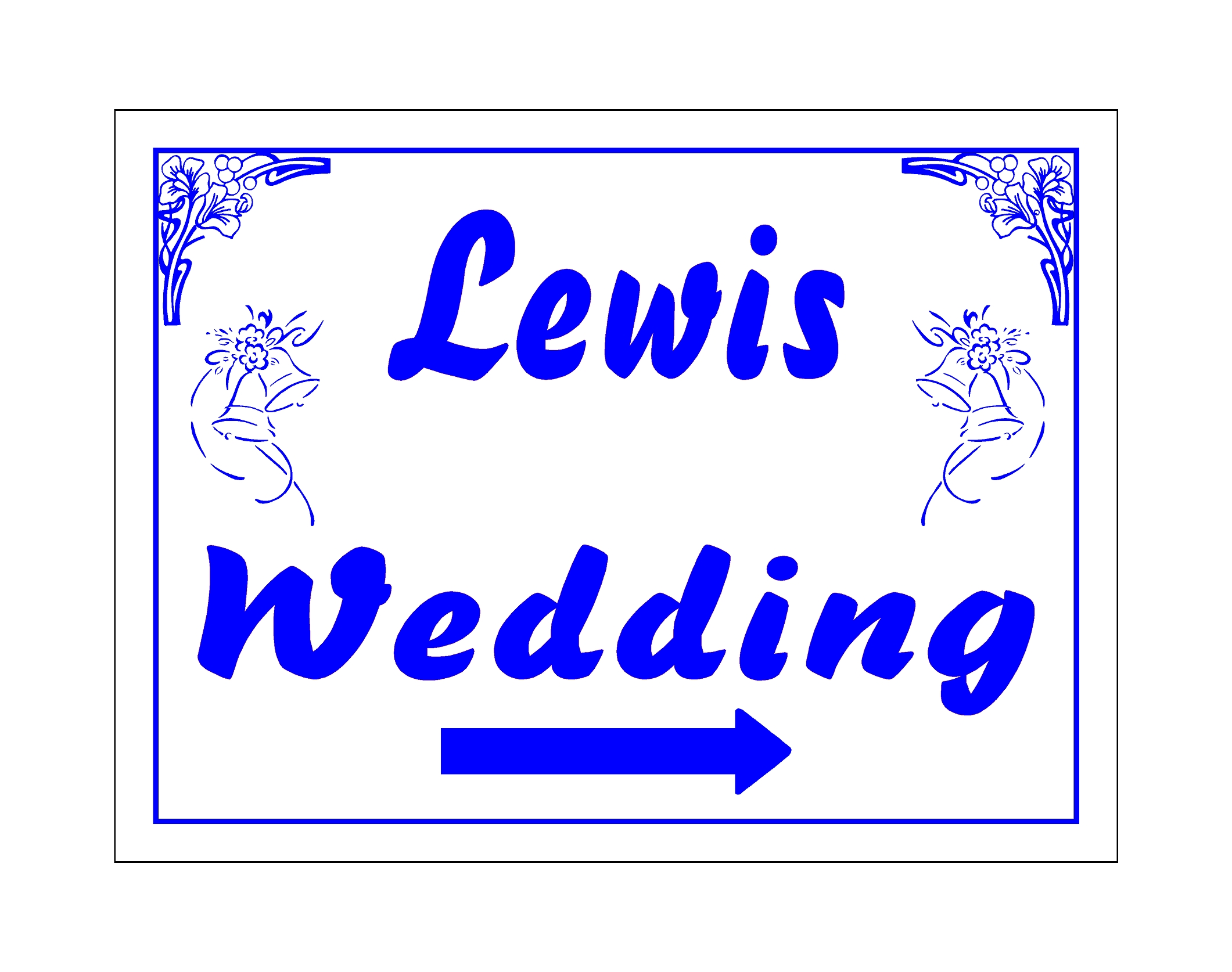 Lewis Wedding