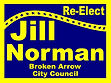 City Council Yard Sign