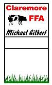 FFA Metal Signs
