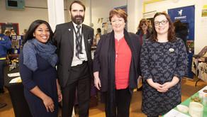 Women EmpowerED event in Bishopbriggs