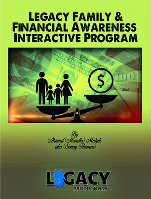 This book addresses the historical, societal, familial and educational factors affecting ones lack of family and financial awareness.....