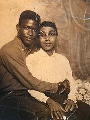 Mama & Mr. Joe in photo (Younger).JPG