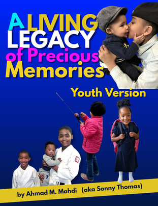 Using this guided-question, pro-active, engaging, fun-filled activity book, a youth will 'sit at the feet' of an elder family member and ask him or her questions concerning their childhood experiences, family life, relationships, education, employment, etc..