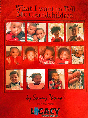 This is a written and pictorial compendium of the author's experiences as a child, as a youth and as an adult. He shares lessons-learned, insight into his values, beliefs, and much more....
