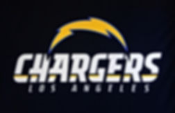 Los Angeles Chargers logo & background.j