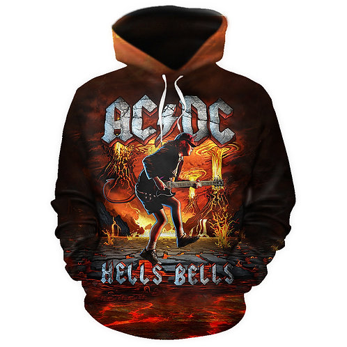OFFICIAL-AC/DC CLASSIC-ROCK-BAND-PULLOVER HOODIES/NEW-CUSTOM-3D-GRAPHIC-PRINTED!