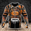 Thumbnail: OFFICIAL-N.F.L.SAN-FRANCISCO-49ERS-ZIPPERED-HOODIE/CUSTOM-REALTREE-ORANGE-CAMO.