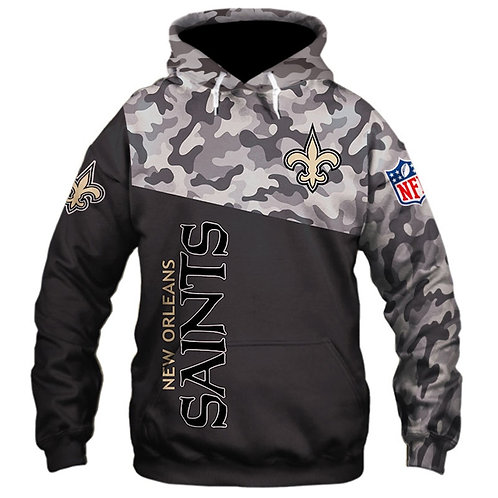 OFFICIAL-N.F.L.NEW-ORLEANS-SAINTS-TEAM-PULLOVER-HOODIE/NEW-CUSTOM-3D-CAMO.DESIGN