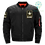 Thumbnail: OFFICIAL-U.S.ARMY-VETERAN/THIS-WE'LL-DEFEND/CUSTOM-3D-ARMY-RETIRED-FLIGHT-JACKET