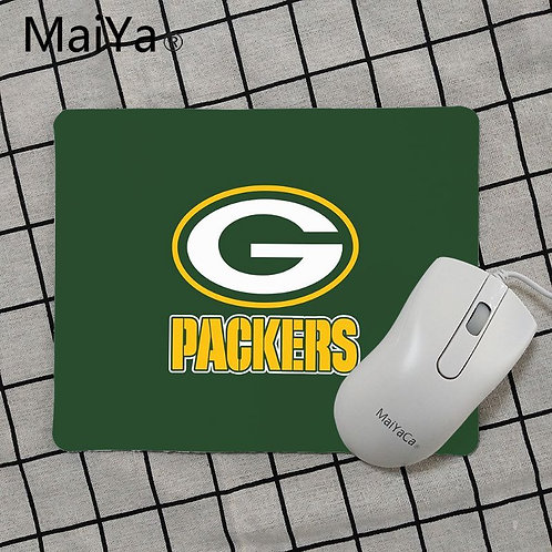 OFFICIAL-N.F.L.GREEN-BAY-PACKERS-TEAM-MOUSE-PAD/CUSTOM-3D-PACKERS-LOGO-DESIGN!!