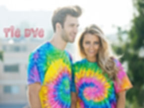 trendy fashion tye-dyed apparel/hoodies & tees...