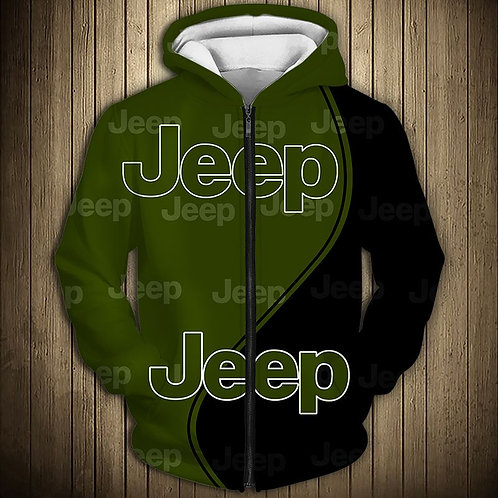 OFFICIAL-NEW-JEEP-ZIPPERED-HOODIES/NICE-CUSTOM-3D-OFFICIAL-JEEP-GRAPHIC-LOGOS!!