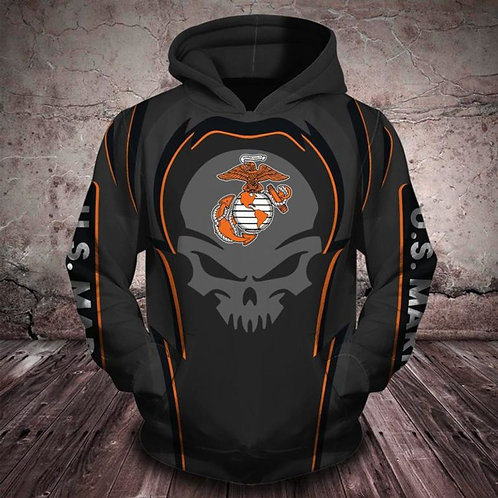 **OFFICIAL-NEW-U.S.MARINE-VETERANS/3D-GRAPHIC-PRINTED-PREMIUM-PULLOVER-HOODIES**