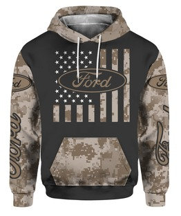 OFFICIAL-FORD-CAMO.HOODIE/3D-CUSTOM-FORD-PATRIOTIC-FLAG/ALL-OVER-GRAPHIC-PRINTED