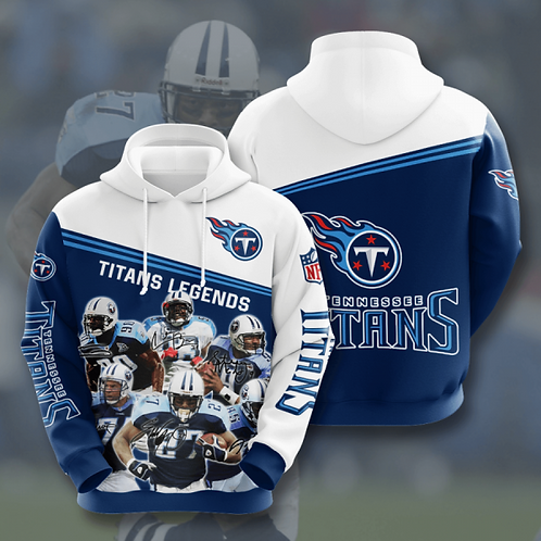 OFFICIAL-N.F.L.TENNESSEE-TITANS-TEAM-PULLOVER-HOODIES/CUSTOM-3D-TITANS-LEGENDS!!