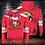 Thumbnail: OFFICIAL-N.F.L.SAN-FRANCISCO-49ERS-PULLOVER-HOODIE/NEW-CUSTOM-3D-GRAPHIC-DESIGN!
