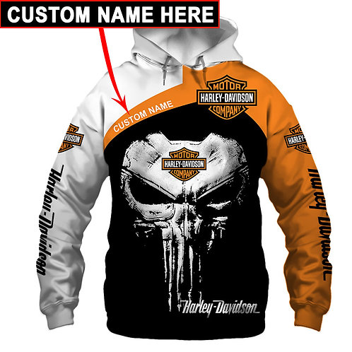 OFFICIAL-HARLEY-DAVIDSON-PULLOVER-HOODIE/WE-CUSTOMIZE-WITH-YOUR-NAME-OR-ANYTHING