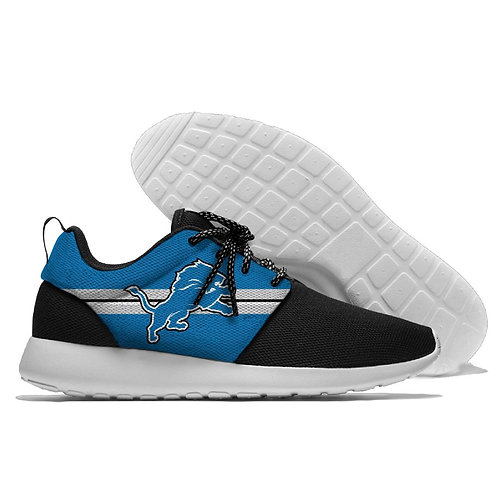 OFFICIAL-N.F.L.DETRIOT-LIONS-LIGHT-WEIGHT/CUSHIONED-PREMIUM-SPORT-RUNNING-SHOES!