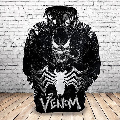 NEW-WE-ARE-VENOM-MOVIE-CHARACTER/NICE-3D-CUSTOM-GRAPHIC-PRINTED-PULLOVER-HOODIES