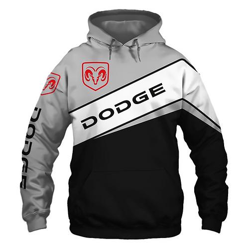 OFFICIAL-DODGE-RAM-PULLOVER-HOODIES/CUSTOM-3D-GRAPHIC-PRINTED-DODGE-RAM-DESIGN!!