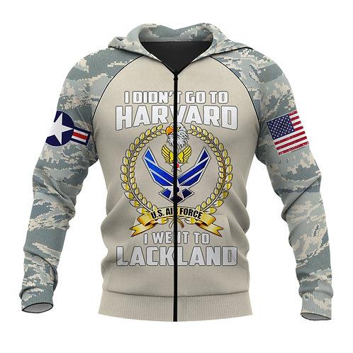 OFFICIAL-U.S.AIR-FORCE-VETERAN-ZIPPERED-HOODIES/CUSTOM-3D-DESERT-CAMO.GRAPHICS!!