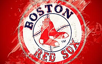 boston-red-sox-4k-grunge-art-logo-americ