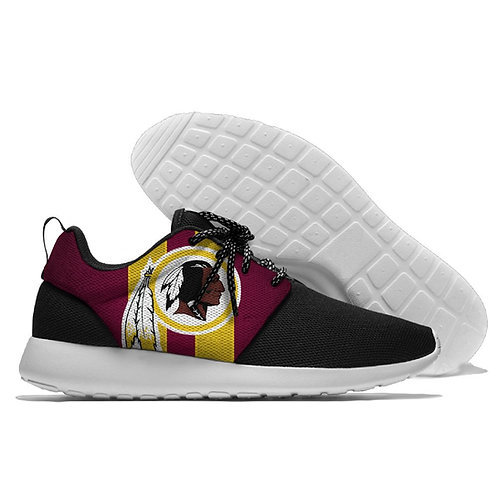 *OFFICIAL-N.F.L.WASHINGTON-REDSKINS-LIGHT-WEIGHT/CUSHIONED-SPORT-RUNNING-SHOES*