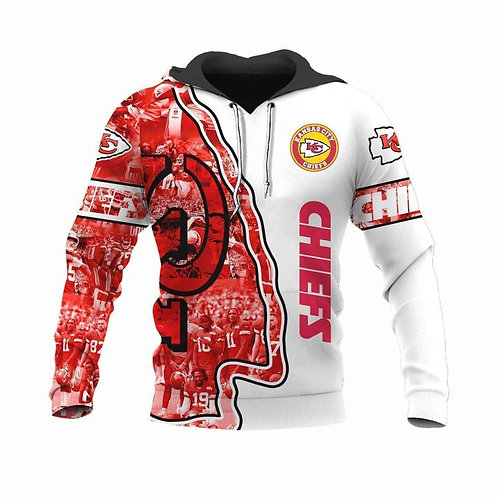 OFFICIAL-N.F.L.KANSAS-CITY-CHIEFS-ALL-STAR-TEAM-PULLOVER-HOODIES/CUSTOM-3D-PRINT